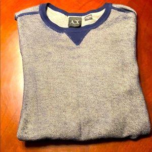 Armani exchange size M long sleeve shirt.